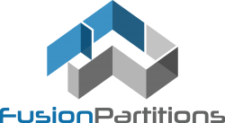 Fusion Partitions logo