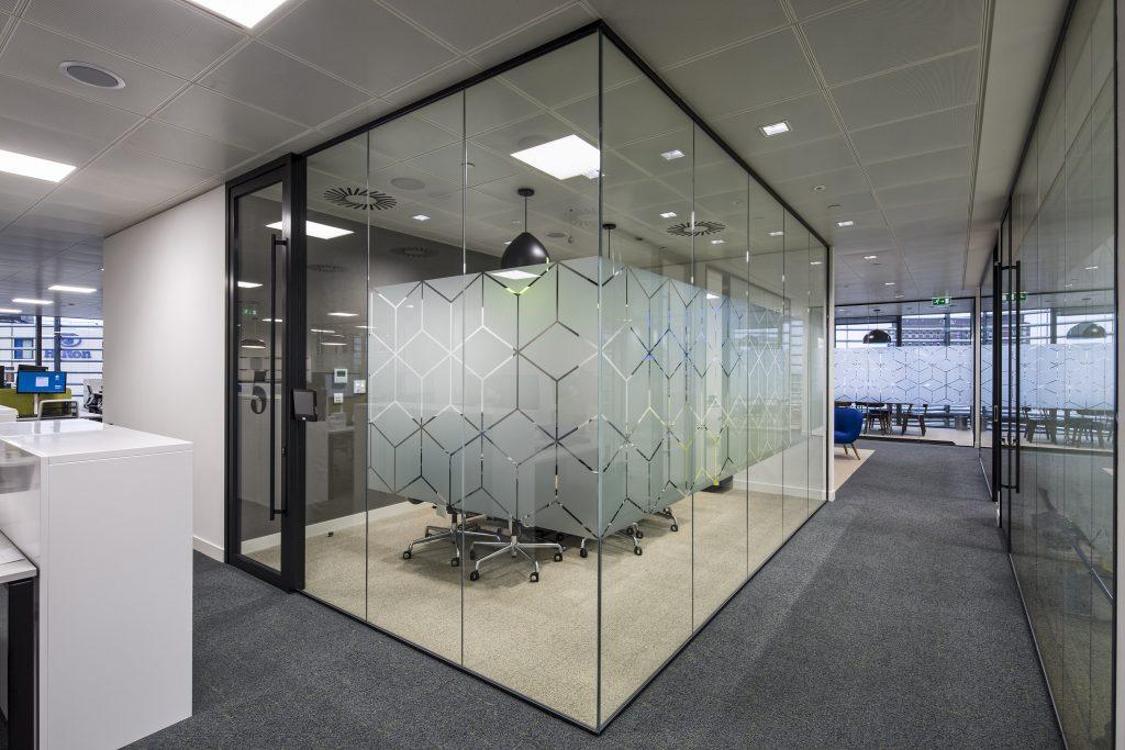 acoustic sliding doors