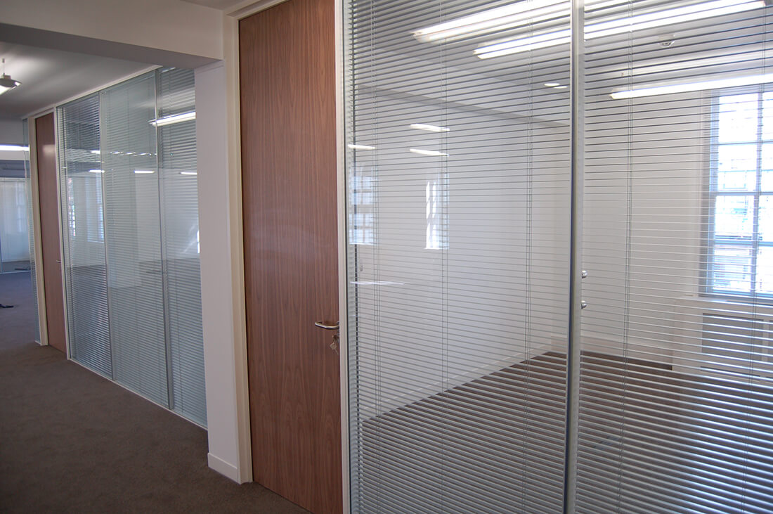 Clear Double Glazed With Mullions Up To 50db Rw Fusion
