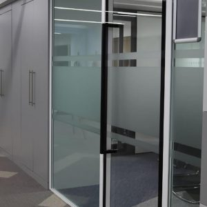 contempo double glazed 54mm rebated
