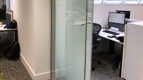 Benefits of Installing Glass Office Partitions London