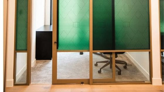 Glass Partition for Your Office